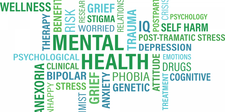 MENTAL HEALTH – a buzzword?