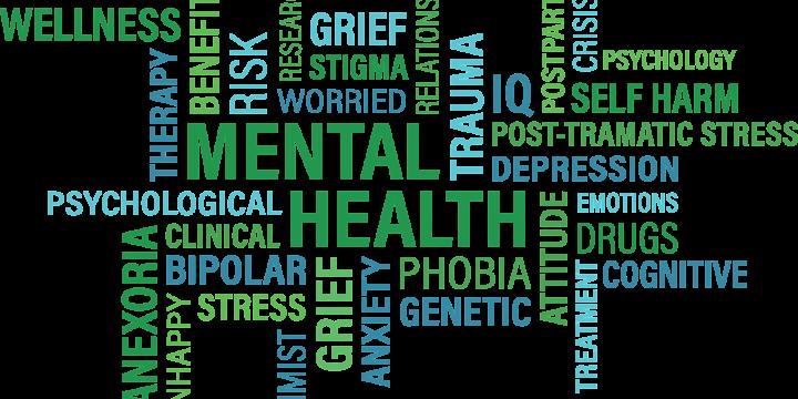 MENTAL HEALTH – a buzzword?